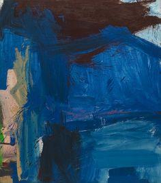 "loverofbeauty: "" Willem de Kooning: A Tree in Naples (1960) """