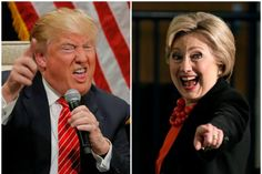 """""""The main difference between Hillary Clinton and Donald Trump is that when SHE rubs you the wrong way, it's just an expression."""" - Bill Maher"""