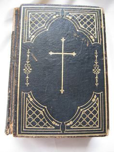 1912 Church Book for the Use of Evangelical by victoriansentiments, $25.00