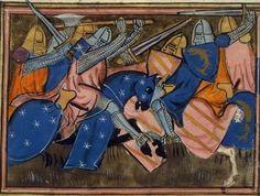 1300-1350, Frankreich