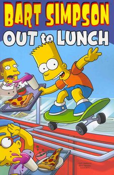 Hop into the lunch line at Springfield Elementary School for a sweet and savory meal high in humor and saturated satire. Join Bart Simpson and his pals and gals as they square off for the title of Cla