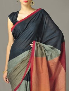 Abir Cotton Saree $75