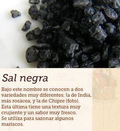 #sal #negra #cocinasdelmundo #comida