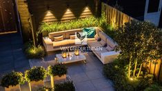 How Does Pergola Provide Shade Small Backyard Gardens, Small Backyard Landscaping, Garden Seating, Terrace Garden, Outdoor Rooms, Outdoor Furniture Sets, Outdoor Decor, Outside Room, Garden Yard Ideas