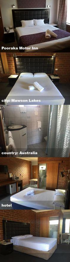 Pooraka Motor Inn, city: Mawson Lakes, country: Australia, hotel Australia Hotels, Tour Guide, Lakes, Country, City, Rural Area, Cities, Country Music, Travel Guide