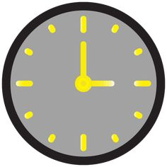 Døgnåpent tilgang 24-7 Clock, Symbols, Peace, Wall, Home Decor, Modern, Watch, Decoration Home, Room Decor