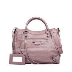 Parme Balenciaga Classic Velo - Handbags's Classic - Balenciaga