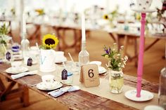 Morning folks, I hope you had a super weekend filled with summer fun. Today I have a cracking celebration to share with you, set in the woodland at Brook Farm, Marquee Hire, Woodland Wedding, Summer Fun, Whimsical, Rustic, Table Decorations, Vintage, Country Primitive, Forest Wedding