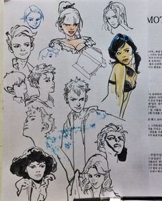Character Design References, Character Art, Character Illustration, Illustration Art, Illustrations, Art Sketches, Art Drawings, Arte Sketchbook, Sketchbook Inspiration