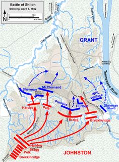 Battle of Shiloh - Wikipedia, the free encyclopedia