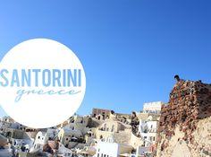 Peachy Press: our trip to santorini, greece.