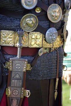 Centurion equipment