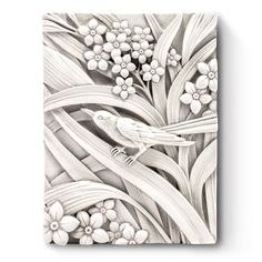 Tranquility Sid Dickens Tegel Spring 2019 The Transformation Collection Tile No: Tranquility Nature's intricate details come to life in harmonized melody. About This Collection