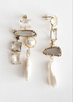 Gold Choker Necklace, Gold Drop Earrings, Statement Earrings, Women's Earrings, Mini Hoop Earrings, Hanging Earrings, Pearl Pendant, Pendant Jewelry, Pendant Necklace