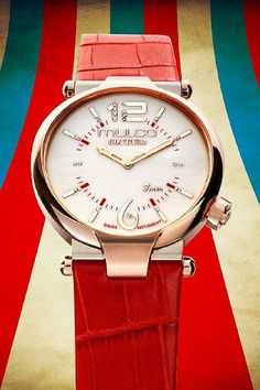 Reloj Mulco Watch Colección Couture Slim Color Rubí MW5-3183-063  http://mulcowatches.es/producto/couture-slim-4/