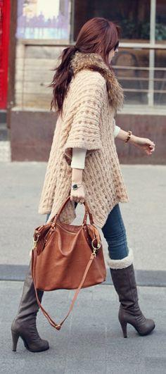 Elegant V-Neck Knitting Batwing Sleeve Acrylic Women's Sweater (GRAY,ONE SIZE) At Price 13.01 - DressLily.com