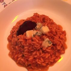 """""""Mi piace"""": 19, commenti: 2 - mariella sebastiani (@mariellasebi) su Instagram: """"Risotto alla barbabietola e gorgonzola #oggisimangiacosi😋😋 #risotto #barbabietola #gorgonzola"""""""