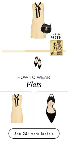"""Rock the Vote"" by sharmarie on Polyvore featuring MaxMara, Chloé and Paul Andrew"