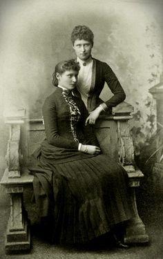 Alix of Hesse and Irene of Hesse
