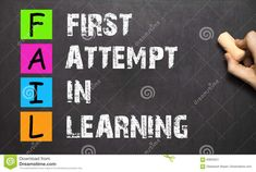 FAIL Acronym First Attempt In Learning Handwritten With Chalk O Stock Image - Image of fail, black: 83603321 Good Thoughts Quotes, Good Life Quotes, Wise Quotes, Words Quotes, Motivational Quotes Wallpaper, Inspirational Quotes, Acronym Words, Feeling Words List, Life Choices Quotes