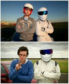 Top Gear >> The Doctors with the Stig