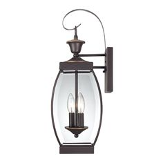 Quoizel OAS8406Z Oasis Outdoor Sconce