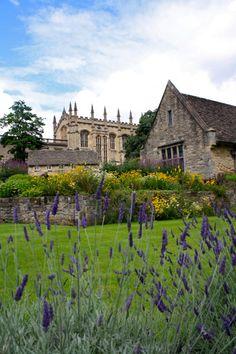Christ Church College - Oxford, England