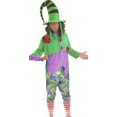 Disfraz de Duende Verde (para Adulto)