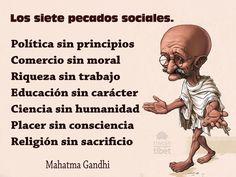 7 pecados sociales