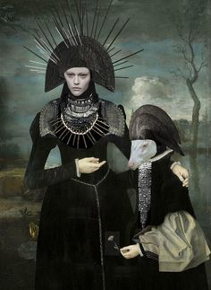 Duistere collages van Igor Skaletsky - EYEspired