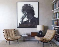 Andrew Rosen and Jenny Dyer's Manhattan apartment (design: Jenny Dyer - photography: William Waldron/elle decor) Interior Inspiration, Design Inspiration, Bedroom Inspiration, Interior Minimalista, Piece A Vivre, The Design Files, Deco Design, Design Design, Home And Deco