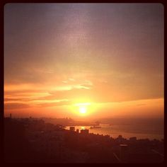 #beirut #sunset  (at les Grasberger's)