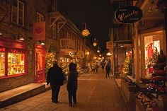 Quebec City at Christmas Time - Bing Images