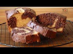 LHCY | Como hacer un Bizcocho Marmolado de Vainilla y Chocolate