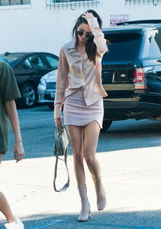 The 1 Style We Almost Never See Kendall Jenner Wear