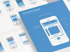 App design | Phase 2: Wireframes