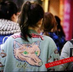 Snsd - Kim Taeyeon Taeng Taengoo Kidleader #airport