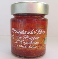 moutarde bio sauce bio de aromesetsens sur DaWanda.com