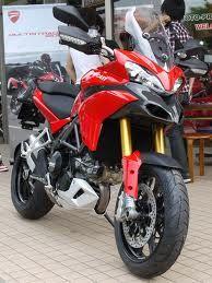 "My Motorcycle ""Ducati Multistrada 1200 S"". Amazing piece of machinery"