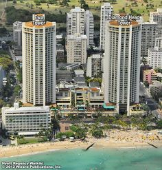 Hyatt Regency Waikiki - just returned from a fantastic vacation and stayed here. Great location, amazing staff and would definitely stay there again.