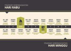 itinerary umrah Wahana