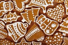 Świąteczne pierniczki z miodem - prosty przepis. Ciasta na Boże Narodzenie.