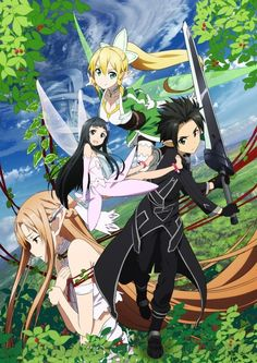 sword art online | Sword Art Online – Review | Spin[ZAKU]