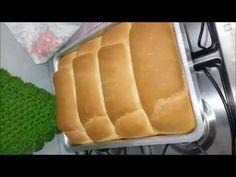 Como Fazer Pão Caseiro (Receita Da Lu) - YouTube