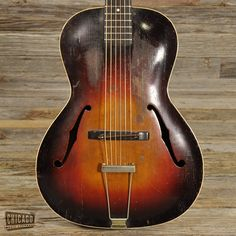 Gibson L-50 Archtop 1933