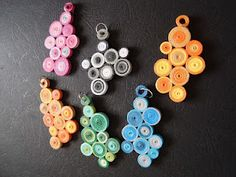Quilling by Esenzze