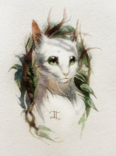 Greenstar's portrait by Flame-of-inspiration.deviantart.com on @DeviantArt