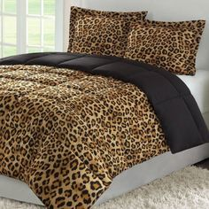 12 Breathtaking Cheetah Print Bedroom Set Picture Inspirations