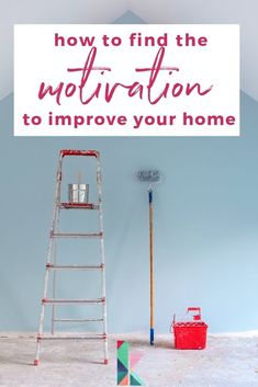 Finding the time and motivation to decorate your home is easier and more important than you think! These seven tips teach you how to improve your home, even when you have a family and a busy life. Your quality of life depends on it! #decorateyourhome #designtips #DIYdesign #DIYhomedesign #homeimprovement