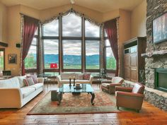 You couldn't ask for a better view | 5840 Mountain Ranch Dr, Park City, Utah, 84098 | summitsothebysrealty.com